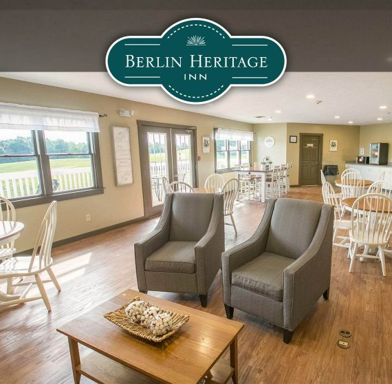 Berlin Heritage Inn Lobby