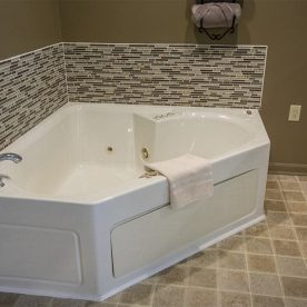 Jetted Tub in King Suite